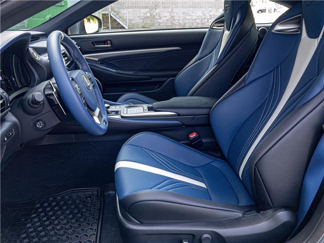 2019 Lexus RC F  (Stk: 288916) in Markham - Image 17 of 25