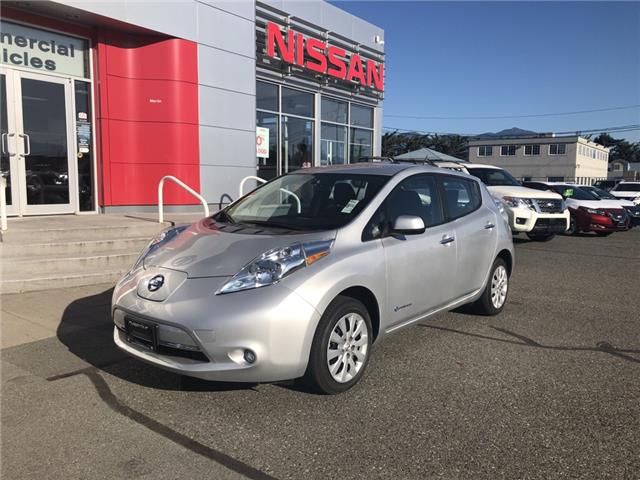 2017 Nissan LEAF S (Stk: N19-0072P) in Chilliwack - Image 1 of 15