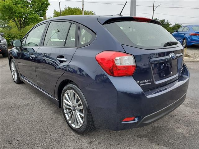 2016 Subaru Impreza 2.0i Limited Package (Stk: 19S1210A) in Whitby - Image 3 of 27