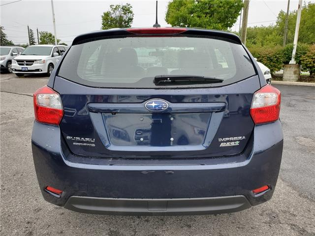 2016 Subaru Impreza 2.0i Limited Package (Stk: 19S1210A) in Whitby - Image 4 of 27