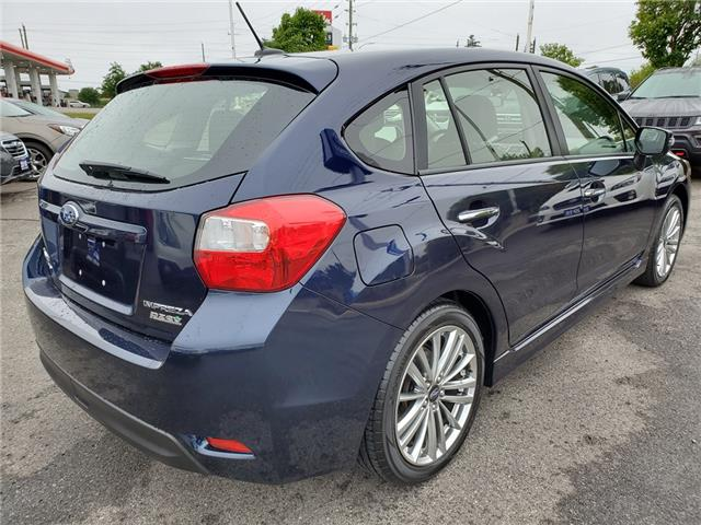 2016 Subaru Impreza 2.0i Limited Package (Stk: 19S1210A) in Whitby - Image 5 of 27