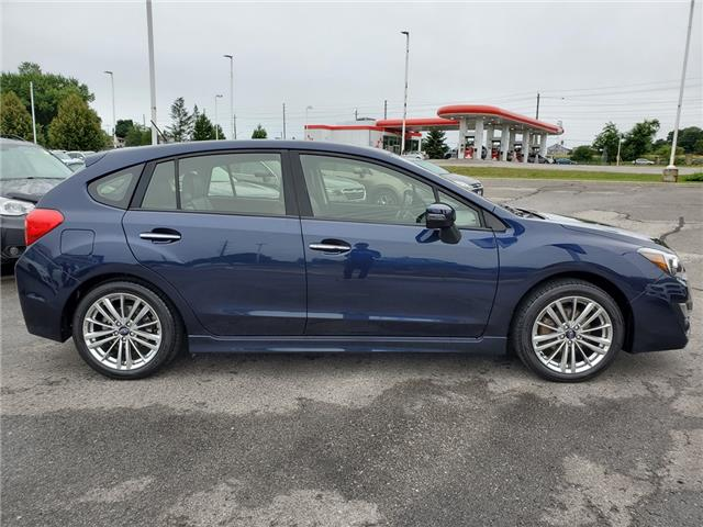 2016 Subaru Impreza 2.0i Limited Package (Stk: 19S1210A) in Whitby - Image 6 of 27