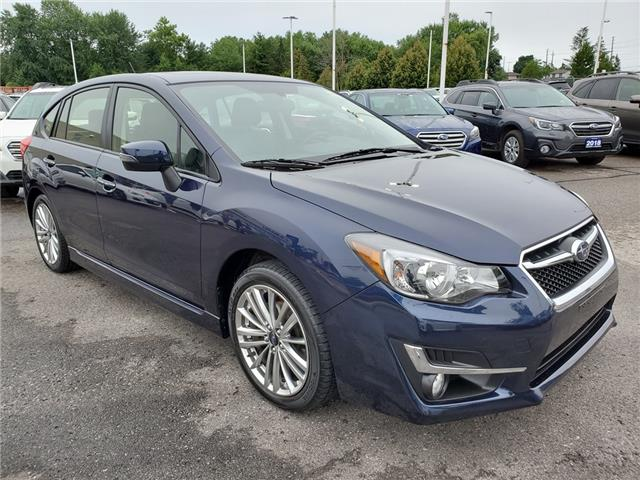 2016 Subaru Impreza 2.0i Limited Package (Stk: 19S1210A) in Whitby - Image 7 of 27