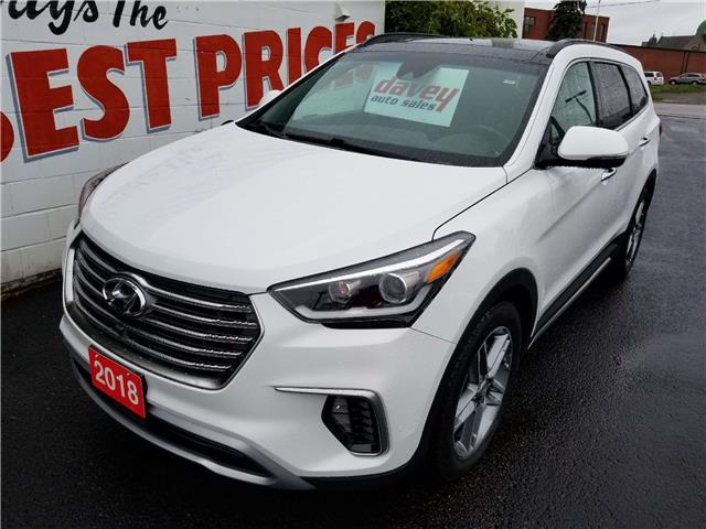 2018 Hyundai Santa Fe XL Ultimate (Stk: 19-576) in Oshawa - Image 1 of 18