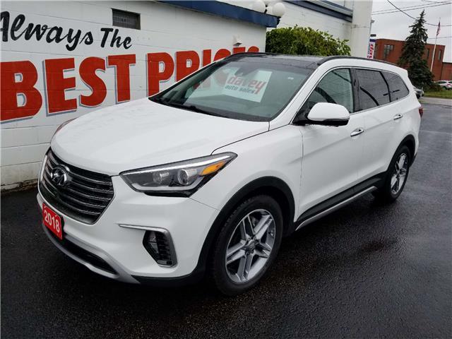 2018 Hyundai Santa Fe XL Ultimate (Stk: 19-576) in Oshawa - Image 3 of 18