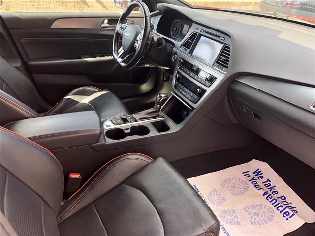2015 Hyundai Sonata 2.0T Ultimate (Stk: 069393) in Toronto - Image 8 of 13
