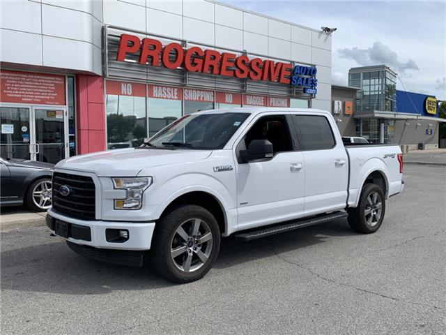 2017 Ford F-150 XLT (Stk: HFC72021) in Sarnia - Image 1 of 22