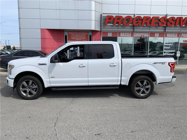 2017 Ford F-150 XLT (Stk: HFC72021) in Sarnia - Image 5 of 22