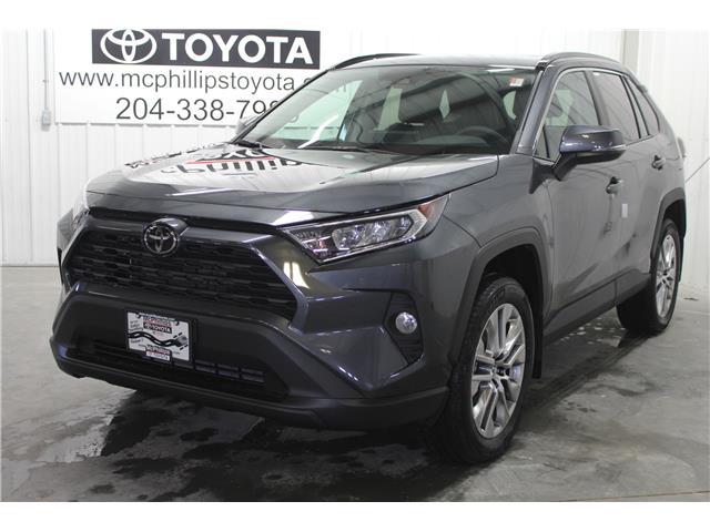 2019 Toyota RAV4 XLE (Stk: W073253) in Winnipeg - Image 1 of 29