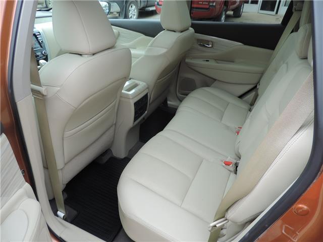 2017 Nissan Murano Platinum (Stk: 194361) in Brandon - Image 11 of 23