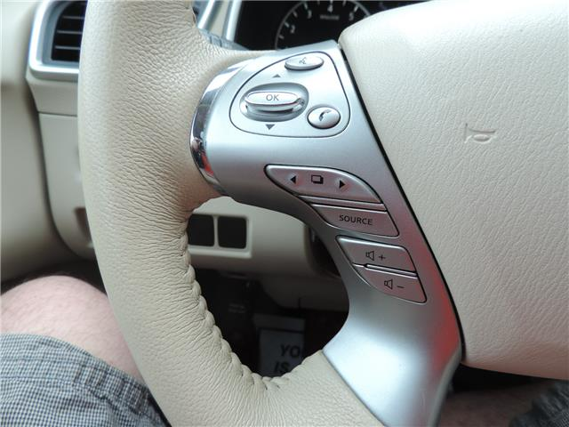 2017 Nissan Murano Platinum (Stk: 194361) in Brandon - Image 16 of 23
