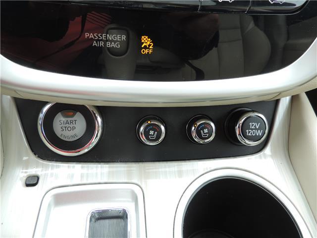 2017 Nissan Murano Platinum (Stk: 194361) in Brandon - Image 20 of 23