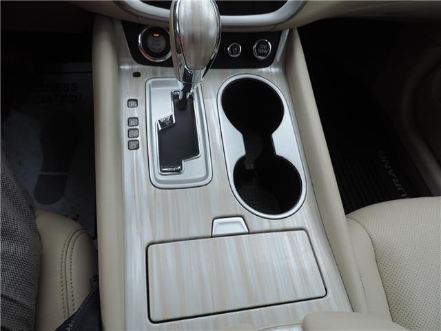 2017 Nissan Murano Platinum (Stk: 194361) in Brandon - Image 21 of 23