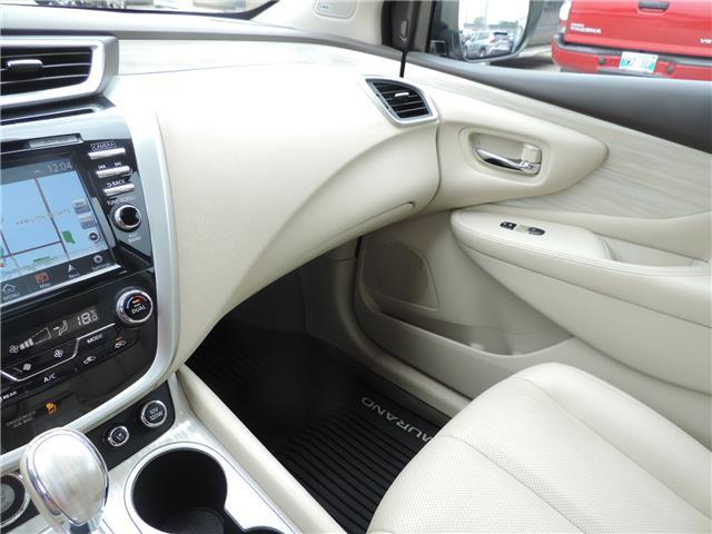 2017 Nissan Murano Platinum (Stk: 194361) in Brandon - Image 23 of 23