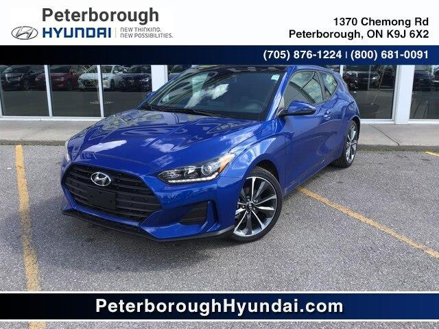 2020 Hyundai Veloster Luxury (Stk: H12239) in Peterborough - Image 1 of 20