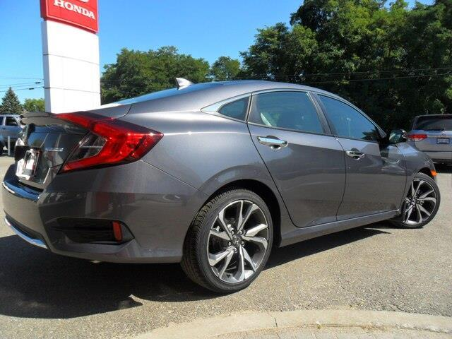 2019 Honda Civic Touring (Stk: 10662) in Brockville - Image 7 of 21