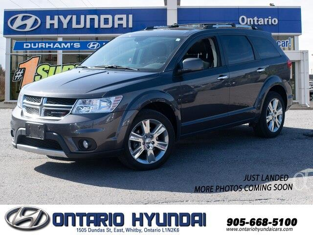 2015 Dodge Journey R/T (Stk: 69284K) in Whitby - Image 1 of 1