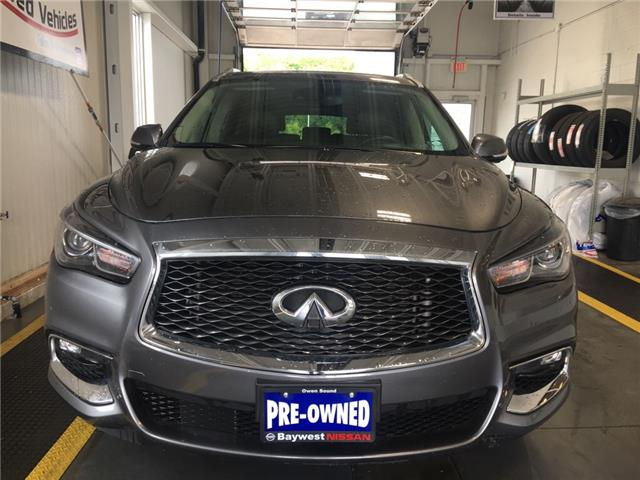 2019 Infiniti QX60 Pure (Stk: P0699) in Owen Sound - Image 2 of 13