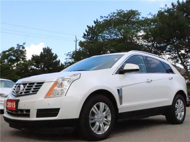 2015 Cadillac SRX Luxury| Navi| AWD| Leather| Pano Roof| Loaded! (Stk: 5456) in Stoney Creek - Image 1 of 19