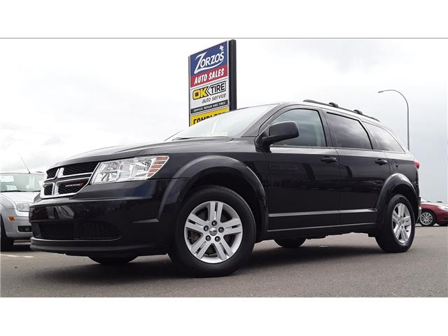2012 Dodge Journey CVP/SE Plus (Stk: P552) in Brandon - Image 1 of 16