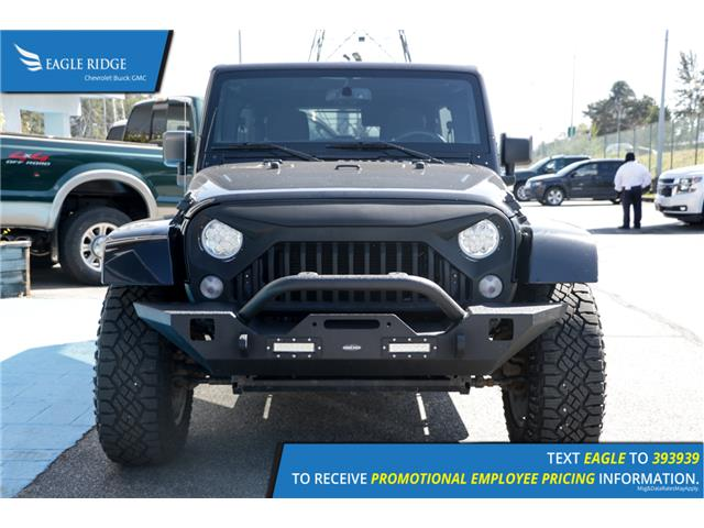 2015 Jeep Wrangler Unlimited Sahara (Stk: 159268) in Coquitlam - Image 2 of 15