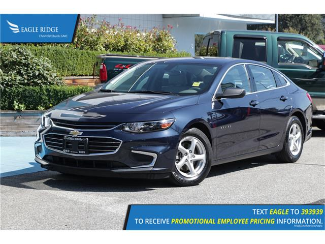 2017 Chevrolet Malibu LS (Stk: 170245) in Coquitlam - Image 1 of 15