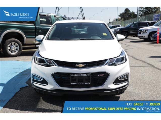 2018 Chevrolet Cruze Premier Auto (Stk: 189603) in Coquitlam - Image 2 of 16