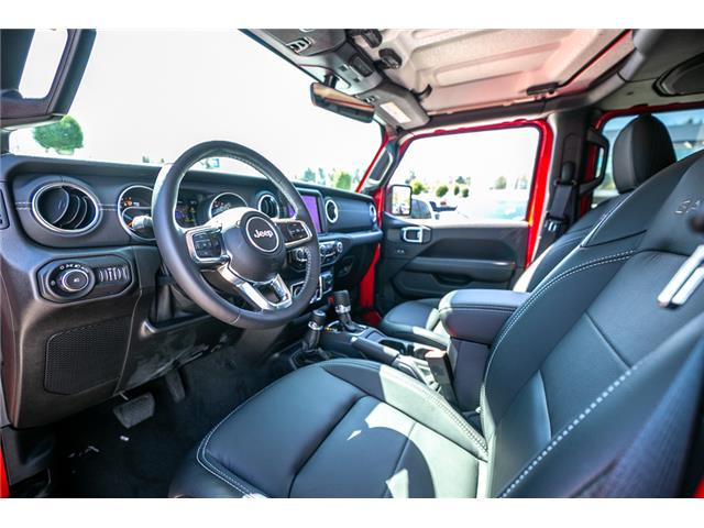 2019 Jeep Wrangler Unlimited Sahara (Stk: K647826) in Abbotsford - Image 19 of 23