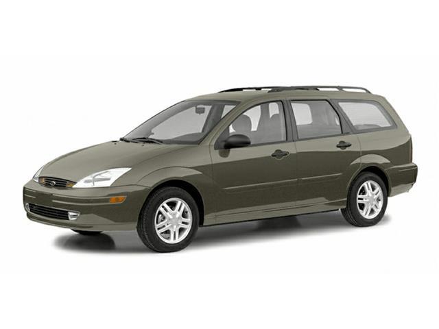 Used 2003 Ford Focus SE  - Coquitlam - Eagle Ridge Chevrolet Buick GMC
