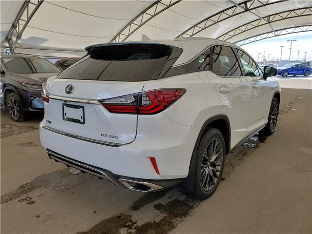 2019 Lexus RX 350 Base (Stk: L19594) in Calgary - Image 4 of 5