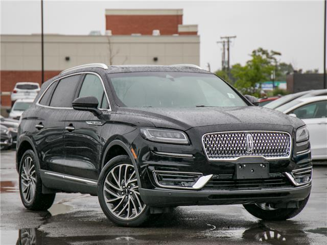 2019 Lincoln Nautilus Reserve (Stk: 190497) in Hamilton - Image 1 of 28