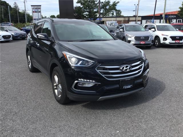 2018 Hyundai Santa Fe Sport 2.4 Premium (Stk: P3360) in Ottawa - Image 1 of 11