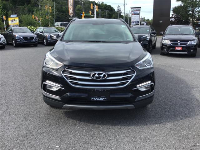 2018 Hyundai Santa Fe Sport 2.4 Premium (Stk: P3360) in Ottawa - Image 2 of 11
