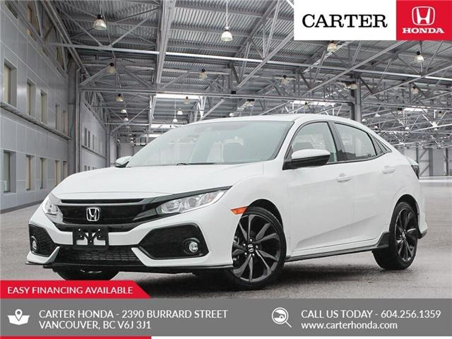 2019 Honda Civic Sport (Stk: 9K53850) in Vancouver - Image 1 of 23