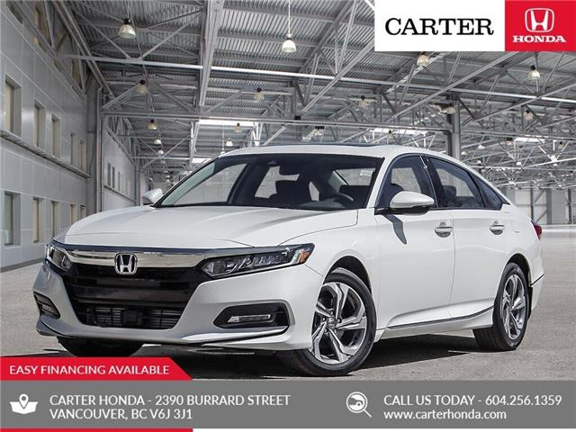 2019 Honda Accord EX-L 1.5T (Stk: 6K66450) in Vancouver - Image 1 of 23
