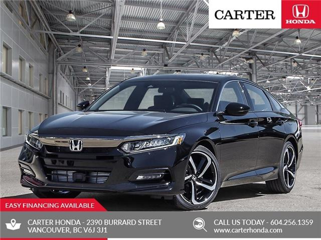 2019 Honda Accord Sport 1.5T (Stk: 6K69030) in Vancouver - Image 1 of 23
