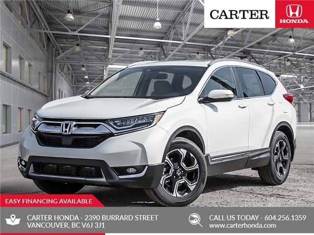 2019 Honda CR-V Touring (Stk: 2K73440) in Vancouver - Image 1 of 23