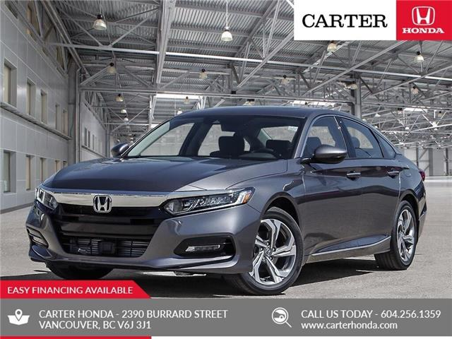 2019 Honda Accord EX-L 1.5T (Stk: 6K71950) in Vancouver - Image 1 of 23