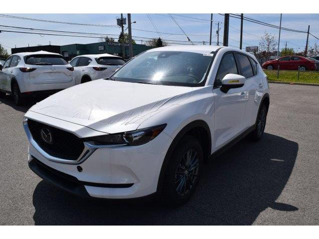 2019 Mazda CX-5 GS (Stk: 19180) in Châteauguay - Image 1 of 11
