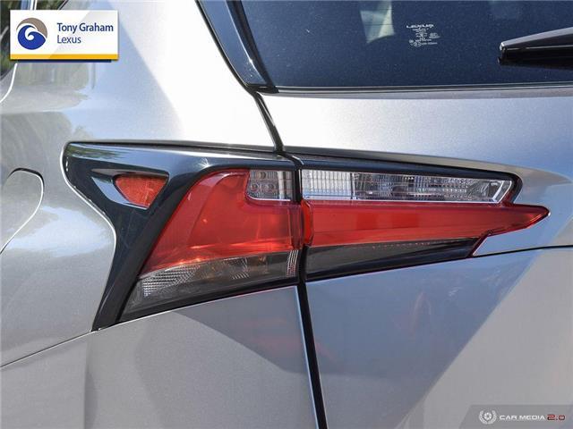 2017 Lexus NX 200t Base (Stk: Y3500) in Ottawa - Image 12 of 29