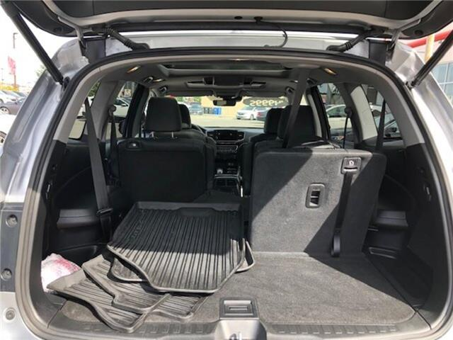 2019 Honda Pilot Touring (Stk: K1070) in Georgetown - Image 10 of 13