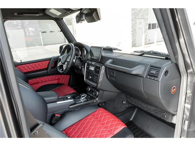 2017 Mercedes-Benz AMG G 63 Base (Stk: 19HMS711) in Mississauga - Image 20 of 25