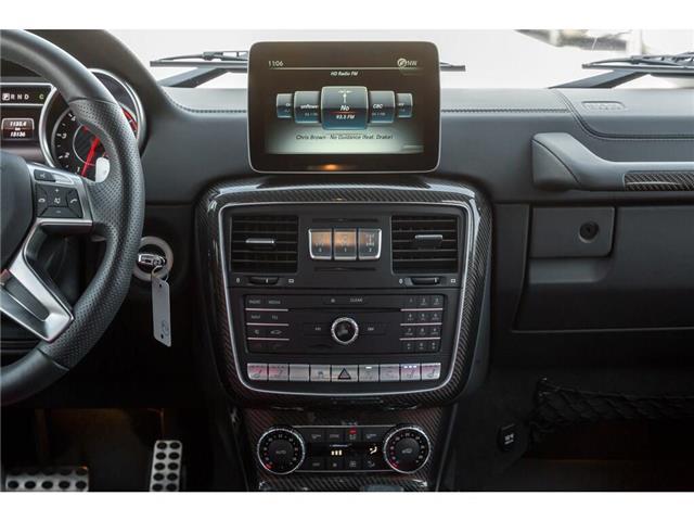 2017 Mercedes-Benz AMG G 63 Base (Stk: 19HMS711) in Mississauga - Image 25 of 25