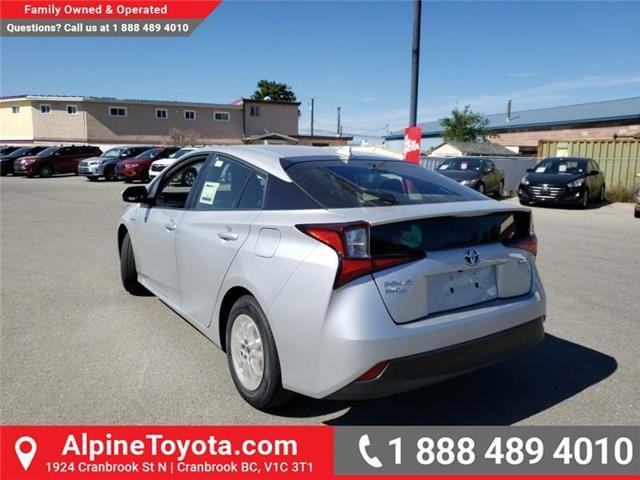 2019 Toyota Prius Base (Stk: 3008691) in Cranbrook - Image 3 of 22