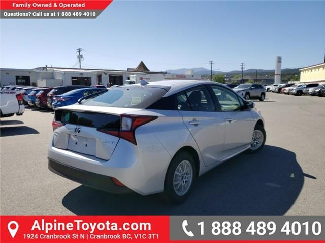 2019 Toyota Prius Base (Stk: 3008691) in Cranbrook - Image 5 of 22
