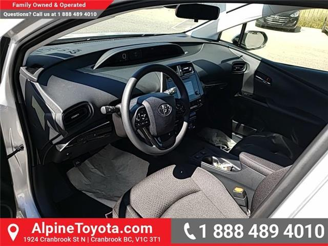 2019 Toyota Prius Base (Stk: 3008691) in Cranbrook - Image 9 of 22