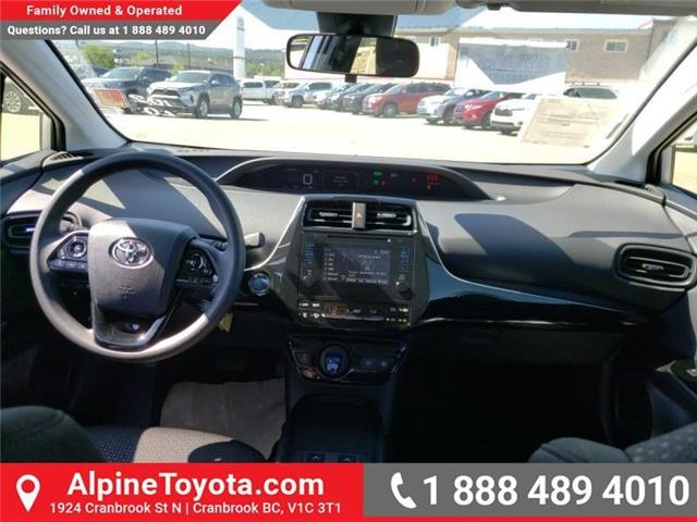2019 Toyota Prius Base (Stk: 3008691) in Cranbrook - Image 10 of 22