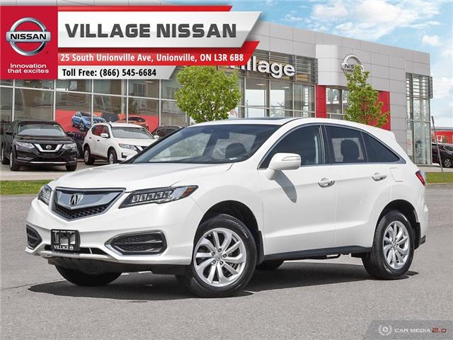 2017 Acura RDX Tech (Stk: 90653a) in Unionville - Image 1 of 27