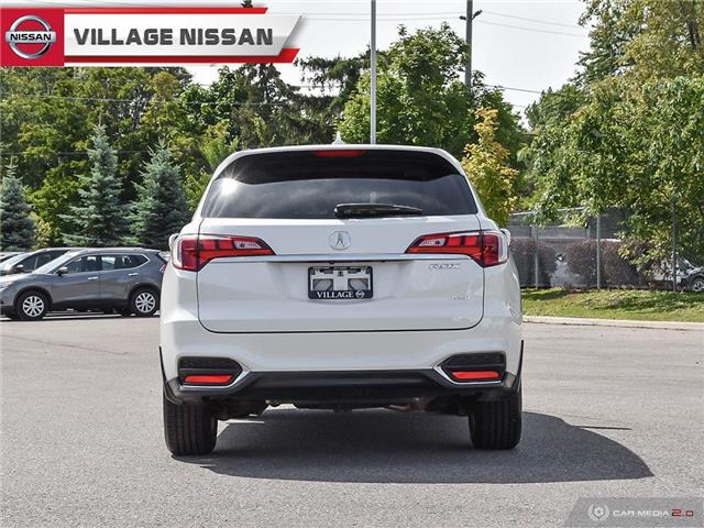 2017 Acura RDX Tech (Stk: 90653a) in Unionville - Image 5 of 27