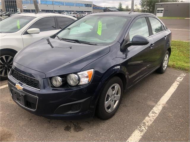 2016 Chevrolet Sonic LT Auto (Stk: 3774A) in Thunder Bay - Image 1 of 1